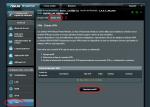Apartado VPN router Asus