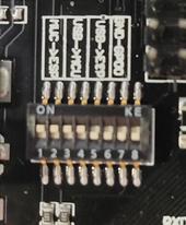 Swich sw configuración de Mega + WiFi R3 ATmega2560 + ESP8266 32Mb