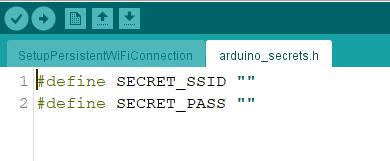 Configuración de SSID y Contraseña